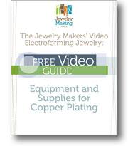 Electroforming Jewelry
