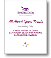 Glass Bead Projects Using Lampwork Beads