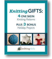 Holiday Knitting