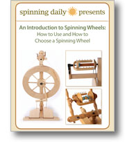 Using a Spinning Wheel