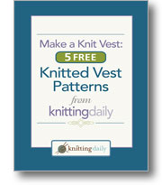 Knitted Vest Patterns