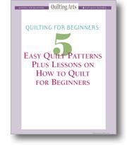 Beginner Quilting