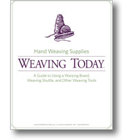 Weaving Supplies