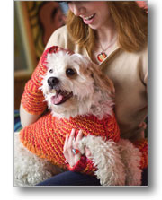 Dog Sweater Knitting Pattern: The Dog Walker