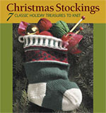 Christmas Stockings: 7 Classic Holiday Treasures to Knit - eBook