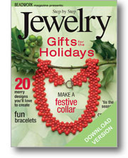 Step by Step Jewelry: Gifts for the Holidays, 2007