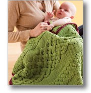 Afghan Crochet Patterns: Solas Caomh
