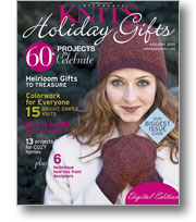 Interweave Knits Holiday Gifts 2010: Digital Edition