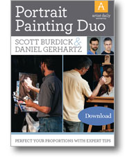 Portrait Painting Duo