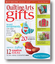 Quilting Arts Gifts 2011/2012 - Digital Edition