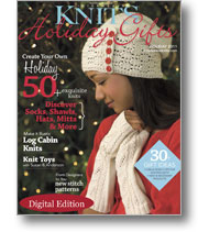 Interweave Knits Holiday Gifts 2011: Digital Edition