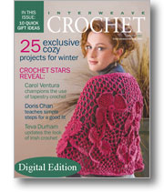 Interweave Crochet Winter 2007