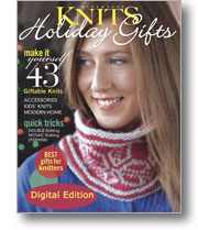Interweave Knits Holiday Gifts 2012: Digital Edition