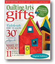 Quilting Arts Gifts 2012/2013 - Digital Edition