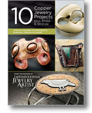10 Copper Jewelry Projects Plus Brass and Bronze