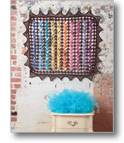 Mirrored Rainbow Wall Hanging