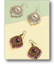 Enchanted Rivoli Earrings