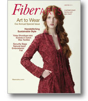 Fiberarts Magazine