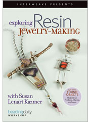 Exploring Resin Jewelry-Making