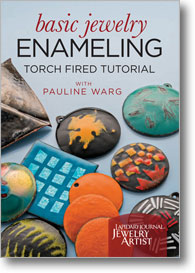 Basic Jewelry Enameling Torch Fired Tutorial