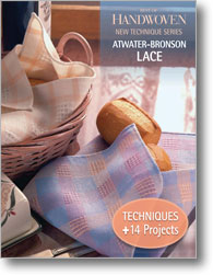 Best of Handwoven: Atwater-Bronson Lace