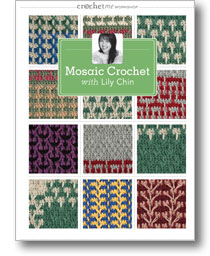 Mosaic Crochet with Lily Chin DVD