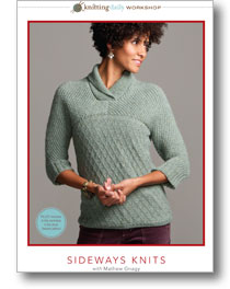 sideways knits dvd