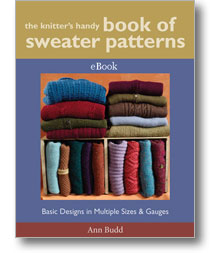 sweater patterns handy eBook