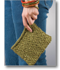little green clutch