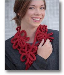 doodle scarf
