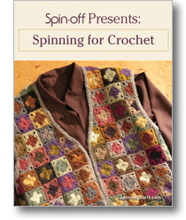 spinning for crochet