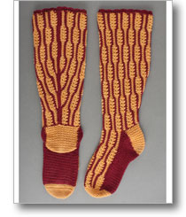 red twig socks
