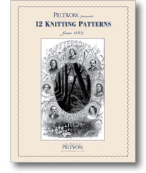 Piecework, 12 Knitting Patterns