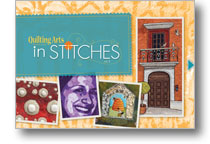 Quilting Arts in Stitches Volume 3