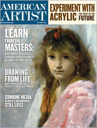 American Artist Recent Issue