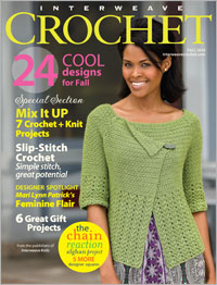 Interweave Crochet Recent Issue