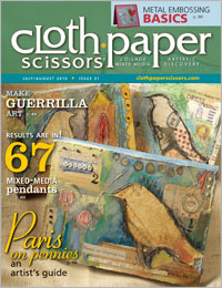 Cloth Paper Scissors Recent Issue
