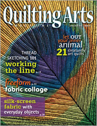 Quilting Arts Recent Issue