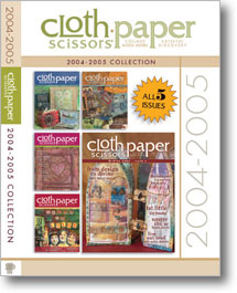2004-2005 Cloth Paper Scissors Collection