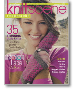 Knitscene, Accessories 2012 (Pre-Order)