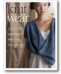 knit.wear spring 2012
