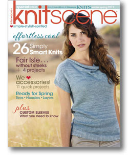 Knitscene Winter/Spring 2011