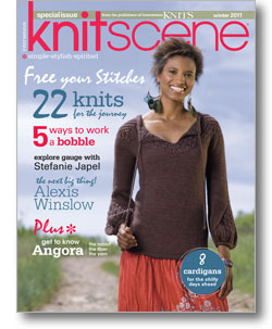 knitscene winter 2011