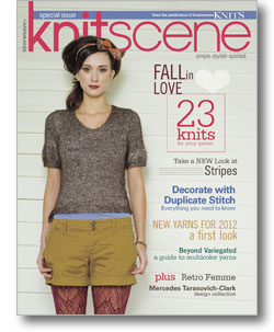 Knitscene Spring 2012