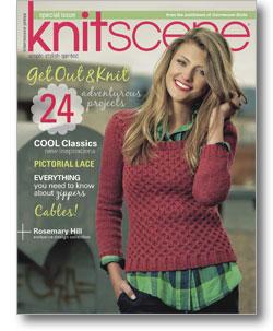 knitscene fall 2012