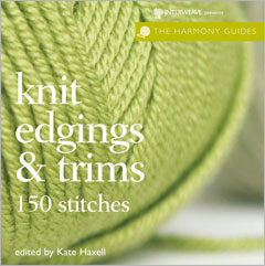 Knit Edgings & Trims Harmony Guides