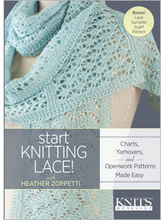 Start Knitting Lace