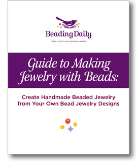 Learn how to create your own bead jewelry designs with this free guide!