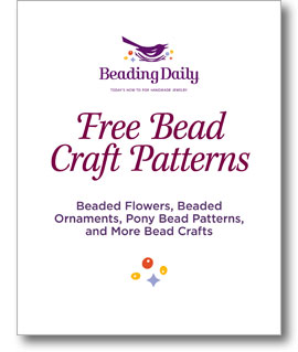 Free Guide to Bead-weaving: Patterns and Instructions to Learn How