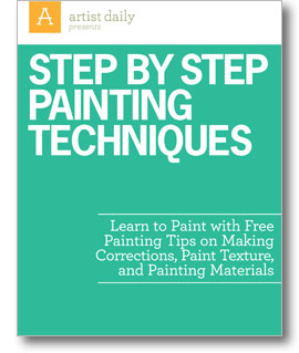 Free step by step painting techniques learn how to paint for Learn to paint online